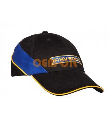 Бейсболка RAVENOL® COLLECTION с логотипом RAVENOL® унисекс