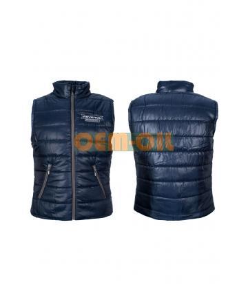 Женская куртка без рукавов RAVENOL® COLLECTION c логотипом MOTORSPORT