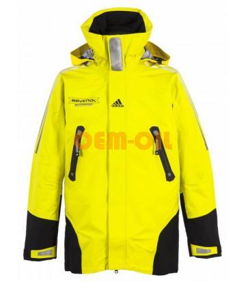 Куртка ADIDAS® SAILING Gore-tex с логотипом RAVENOL® унисекс