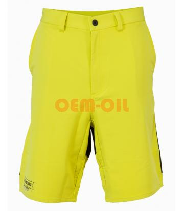 Мужские шорты RAVENOL® COLLECTION с тремя полосками по бокам и логотипом RAVENOL®