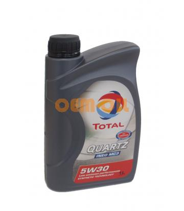 Моторное масло TOTAL Quartz Ineo MC3 SAE 5W-30 (1л)
