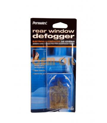 Набор для ремонта контактов обогрева PERMATEX Rear Window Defogger Tab Adhesive