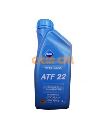 Трансмиссионное масло ARAL Getriebeöl ATF 22 (1л)