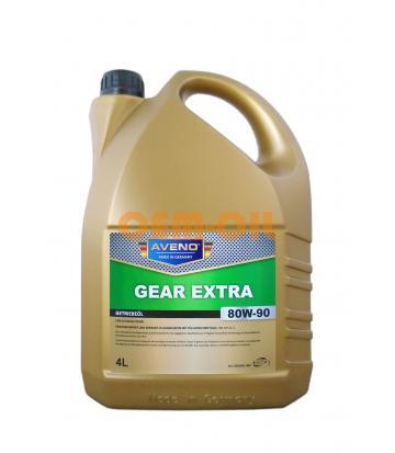 Трансмиссионное масло AVENO Gear Extra SAE 80W-90 (4л)
