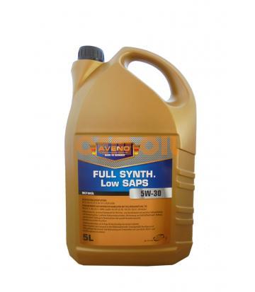 Моторное масло AVENO FS Low SAPS SAE 5W-30 (5л)