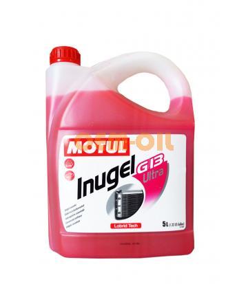 Антифриз концентрат MOTUL Inugel G13 Ultra (5л)