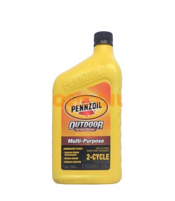 Моторное масло PENNZOIL Outdoor Multi-Purpose 2-Cycle (0,946л)