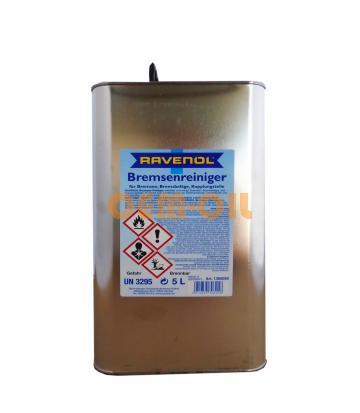 Очиститель торм. системы RAVENOL Bremsenreiniger (5л)