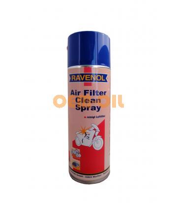 Очиститель для поролон.фильтров RAVENOL Air Filter Clean-Spray (0,5л)