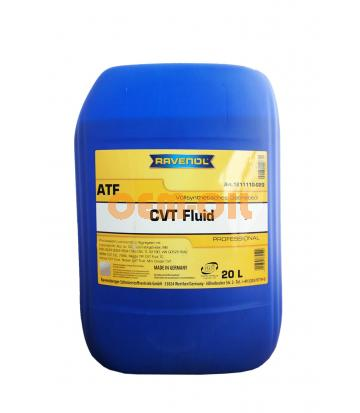 Трансмиссионное масло RAVENOL CVT Fluid (20л) new
