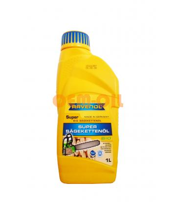 Масло для цепей бензопил RAVENOL Super Sagekettenoel (1л) new