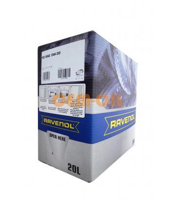 Моторное масло RAVENOL FO SAE 5W-30 (20л) ecobox