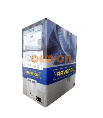 Моторное масло RAVENOL LSG SAE 5W-30 (20л) ecobox