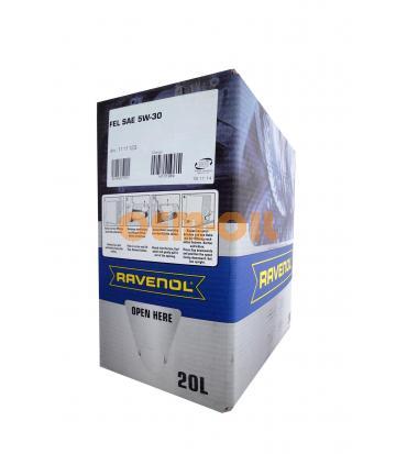 Моторное масло RAVENOL FEL SAE 5W-30 (20л) ecobox