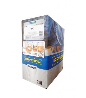 Моторное масло RAVENOL VPD SAE 5W-40 (20л) ecobox