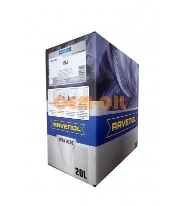 Моторное масло RAVENOL TSJ SAE 10W-30 (20л) ecobox