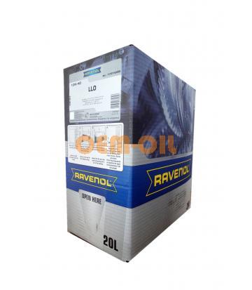 Моторное масло RAVENOL LLO SAE 10W-40 (20л) ecobox