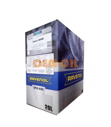 Моторное масло RAVENOL Expert SHPD SAE10W-40 (20л) ecobox