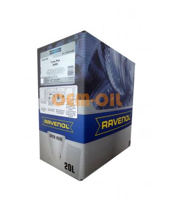Моторное масло RAVENOL Turbo plus SHPD 15W-40 (20л) ecobox