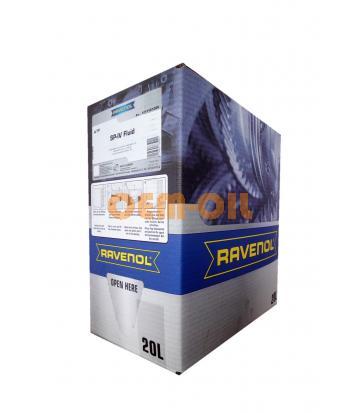 Трансмиссионное масло RAVENOL ATF SP-IV Fluid (20л) ecobox