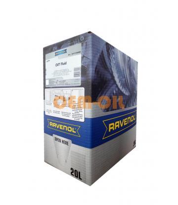 Трансмиссионное масло RAVENOL CVT Fluid (20л) ecobox