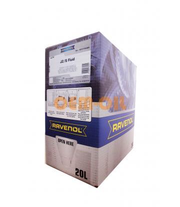 Трансмиссионное масло RAVENOL ATF J2/S (20л) ecobox