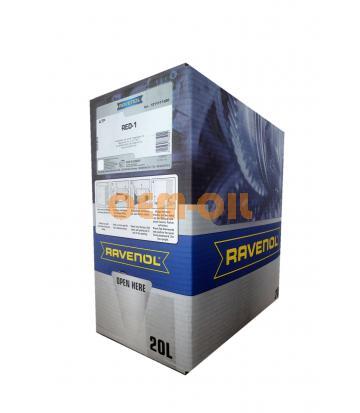 Трансмиссионное масло RAVENOL ATF RED-1 (20л) ecobox