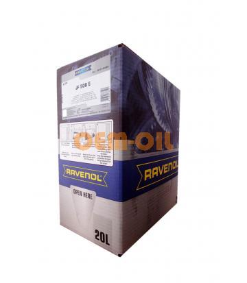 Трансмиссионное масло RAVENOL ATF JF506E (20л) ecobox