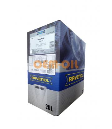 Трансмиссионное масло RAVENOL ATF Matic Fluid Type D (20л) ecobox