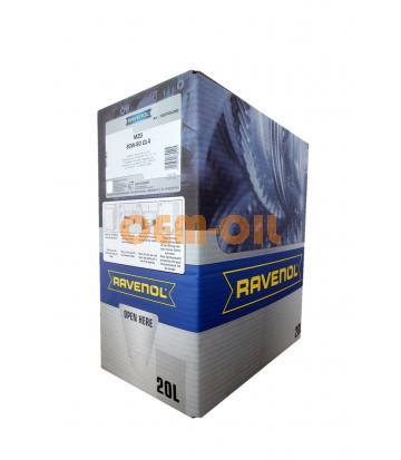 Трансмиссионное масло RAVENOL Getriebeoel MZG SAE 80W-90 GL-4 (20л) ecobox