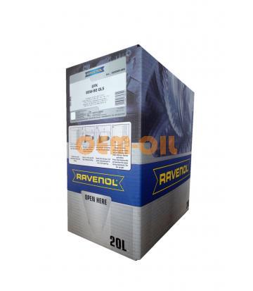 Трансмиссионное масло RAVENOL Getriebeoel EPX SAE 80W-90 GL-5 (20л) ecobox