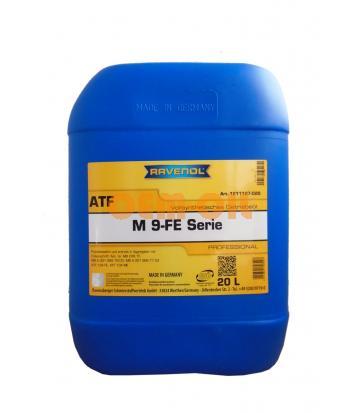 Трансмиссионное масло RAVENOL ATF M 9FE-Serie (20л) new
