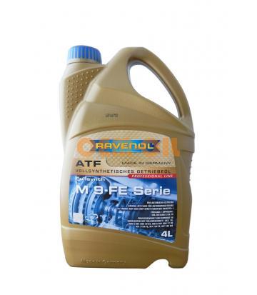 Трансмиссионное масло RAVENOL ATF MB 9FE-Serie (4л) new