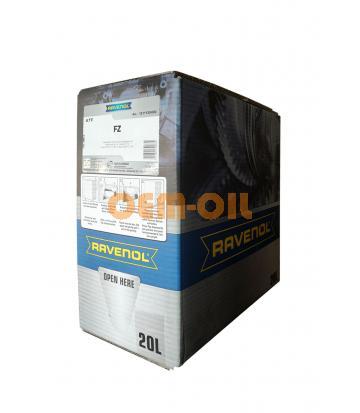 Трансмиссионное масло RAVENOL ATF FZ (20л) ecobox