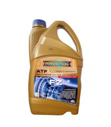 Трансмиссионное масло RAVENOL ATF FZ (4л)
