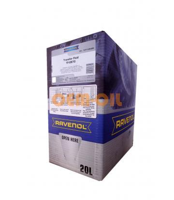 Трансмиссионное масло RAVENOL Transfer Fluid DTF-1 (TF-0870) (20л) ecobox