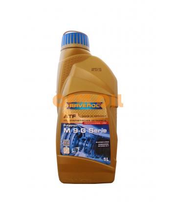 Трансмиссионное масло RAVENOL ATF M 9-G Serie ( 1л) new
