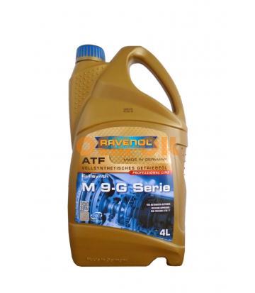 Трансмиссионное масло RAVENOL ATF M 9-G Serie ( 4л) new