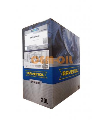 Трансмиссионное масло RAVENOL ATF M 9-G Serie (20л) ecobox