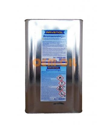Очиститель торм. системы RAVENOL Bremsenreiniger (20л)