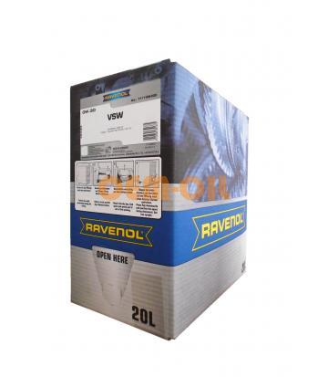 Моторное масло RAVENOL VSW SAE 0W-30 ( 20л) ecobox