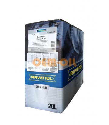 Антифриз концентрат зеленый RAVENOL HJC Hybrid Japanese Coolant Concentrate (20л) ecobox