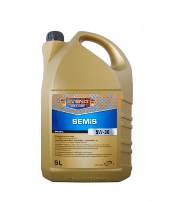 Моторное масло AVENO SEMiS SAE 5W-30 (5л)