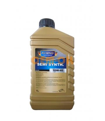 Моторное масло AVENO Semi Synth. SAE 10W-40 (1л)