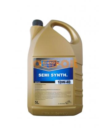 Моторное масло AVENO Semi Synth. SAE 10W-40 (5л)