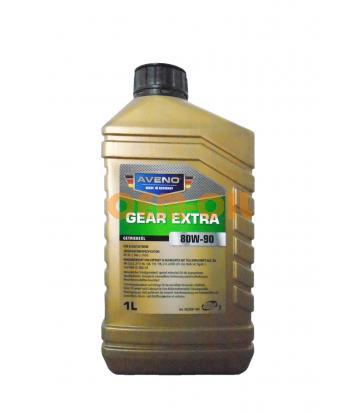Трансмиссионное масло AVENO Gear Extra SAE 80W-90 (1л)
