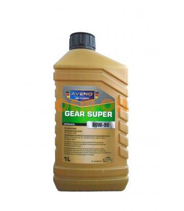 Трансмиссионное масло AVENO Gear Super SAE 80W-90 (1л)