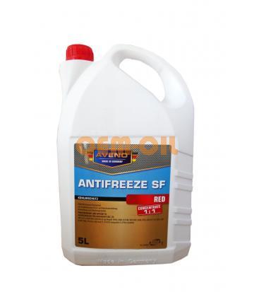 Антифриз концентрированный AVENO Antifreeze SF (5л)