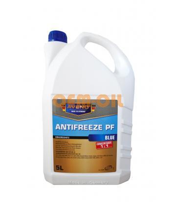 Антифриз концентрированный AVENO Antifreeze PF (5л)