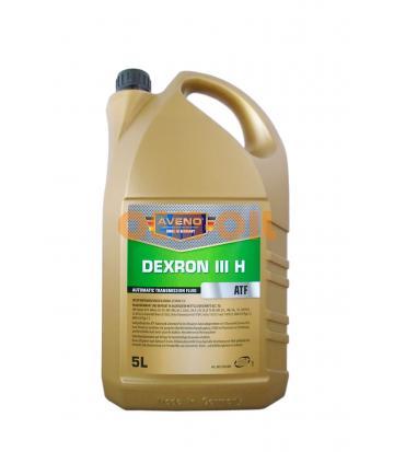 Трансмиссионное масло AVENO ATF Dexron IIIH (5л)